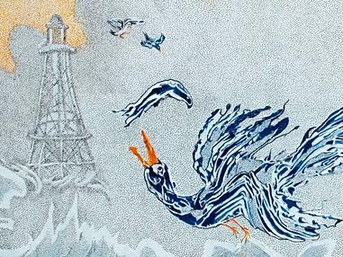 Fantasy Birds - Offshore Fishing