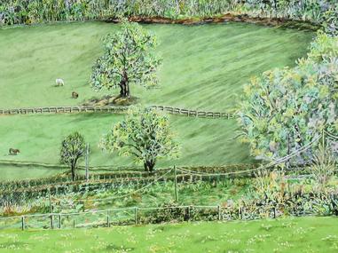 Headley View, Surrey