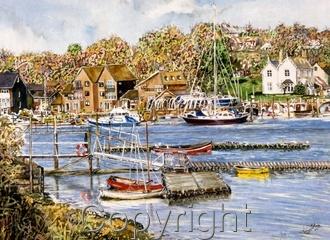 Bembridge Marina, Isle of Wight