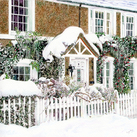 Snowed In (Bracken Cottage, Tadworth)
