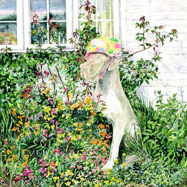 Easter Bonnet at Brockham Green
