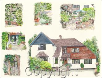 Mead Cottage, Fetcham